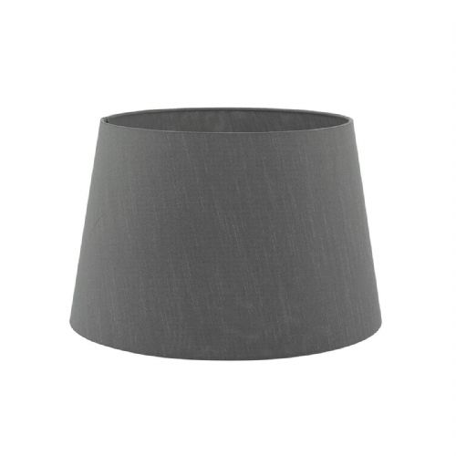 Cezanne French Drum Shade 35CM Grey